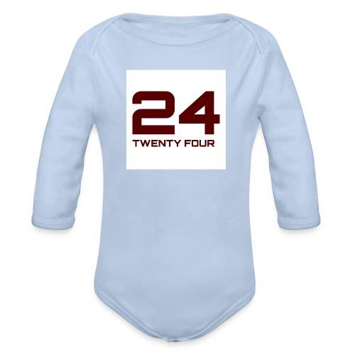 IMG_5416 - Body ecologico per neonato a manica lunga