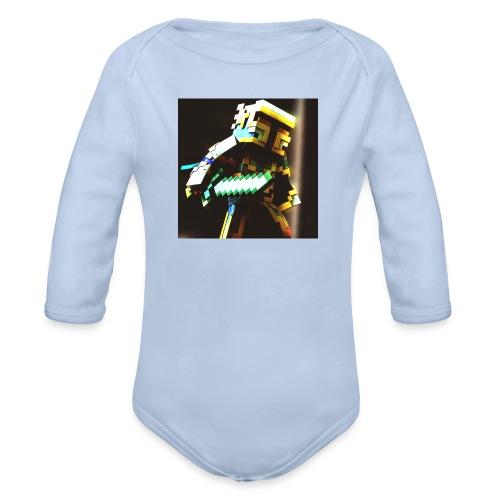 Crazyknight - Organic Longsleeve Baby Bodysuit