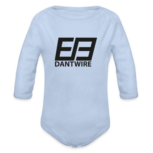 Dantwire Logo - Baby Bio-Langarm-Body