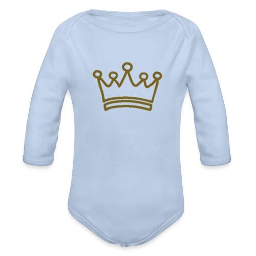 KIING CLOTHING - Organic Longsleeve Baby Bodysuit
