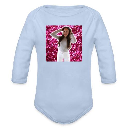 Julia xcxc - Organic Longsleeve Baby Bodysuit