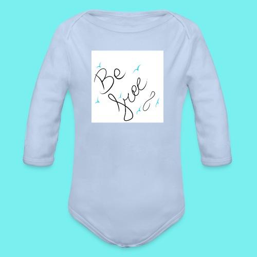 BeFree - Body orgánico de manga larga para bebé