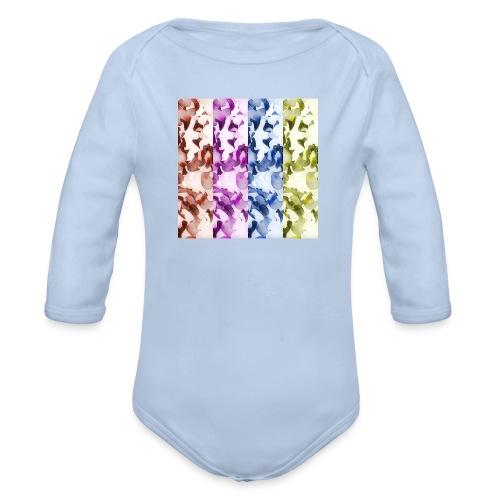 Wohn sachen - Baby Bio-Langarm-Body