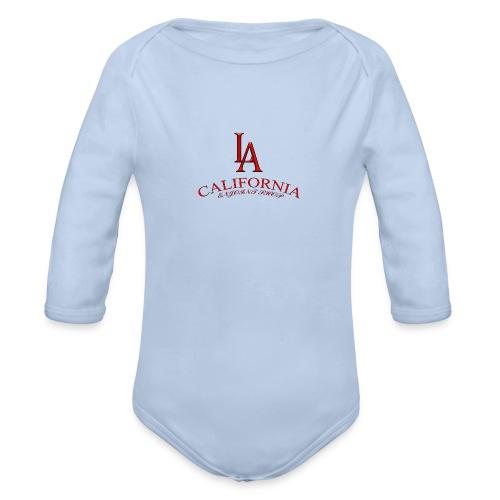 LoaAngelesEnjoint - Body ecologico per neonato a manica lunga