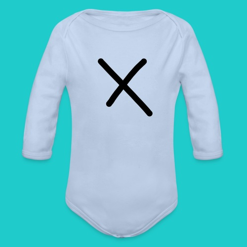 X - Baby Bio-Langarm-Body