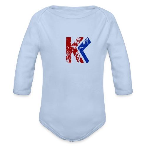 KL - Body bébé bio manches longues