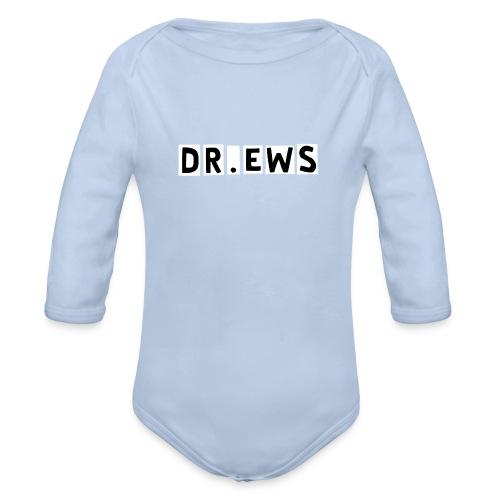 Dr.ews Handy Hüllen - Baby Bio-Langarm-Body