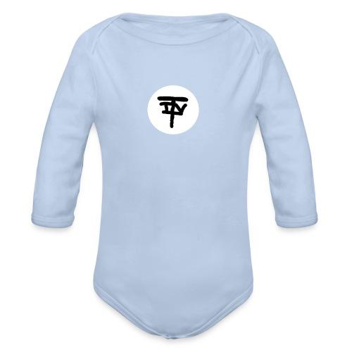 FrediTV-Logo - Baby Bio-Langarm-Body