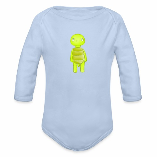 Fred - Baby Bio-Langarm-Body