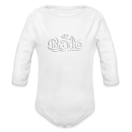 Signature officiel - Organic Longsleeve Baby Bodysuit