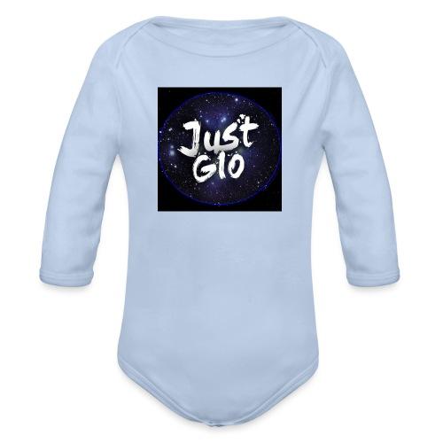 Just gio - Body ecologico per neonato a manica lunga