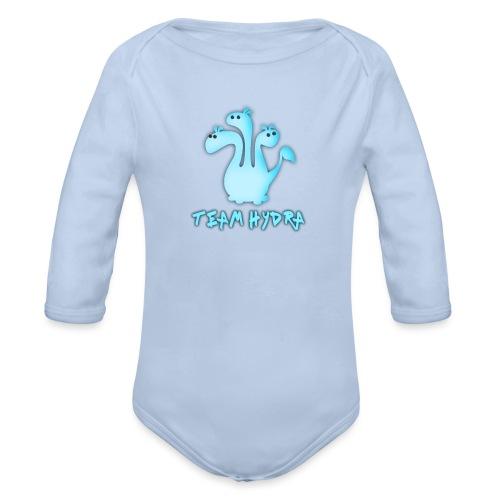 Team Hydra - Ekologisk långärmad babybody