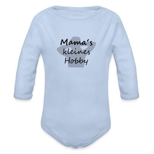 Mama's kleines Hobby - Baby Bio-Langarm-Body