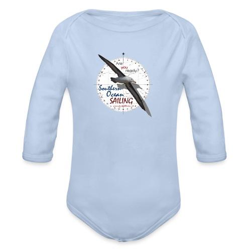 southern ocean sailing - Baby Bio-Langarm-Body