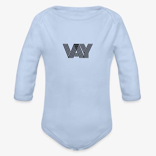 VAY - Baby Bio-Langarm-Body