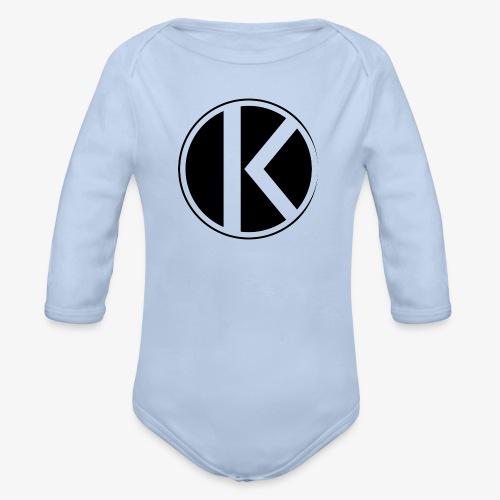 |K·CLOTHES| ORIGINAL SERIES - Body orgánico de manga larga para bebé