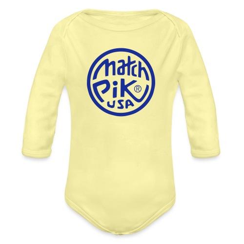 Scott Pilgrim s Match Pik - Organic Longsleeve Baby Bodysuit