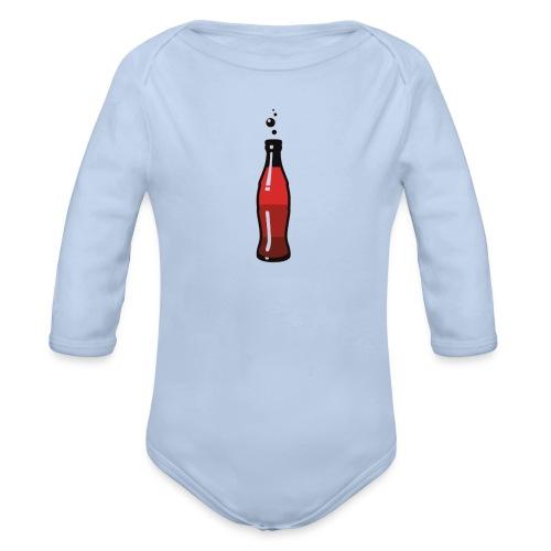 bottle - Organic Longsleeve Baby Bodysuit