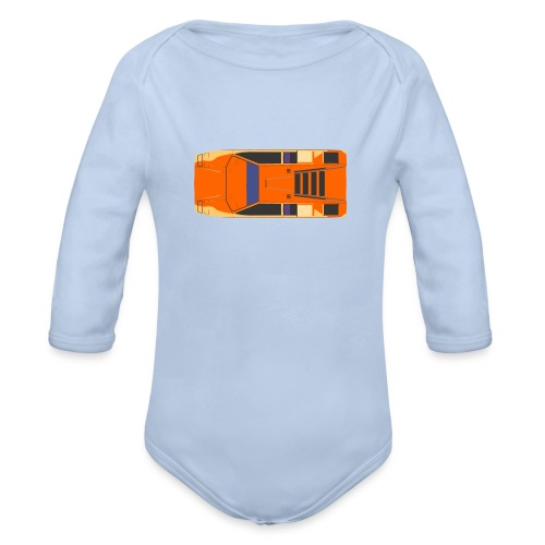 countach - Organic Longsleeve Baby Bodysuit