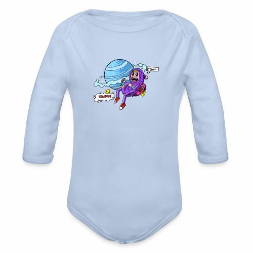 Prepare Uranus - Baby Bio-Langarm-Body