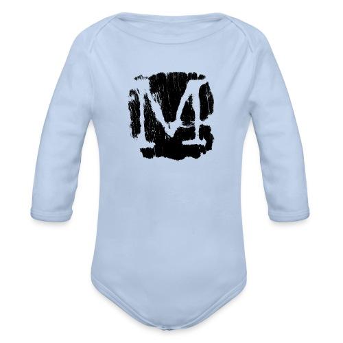 M3 - Body ecologico per neonato a manica lunga