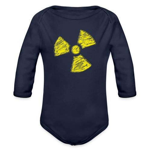 Radioactive - Baby bio-rompertje met lange mouwen