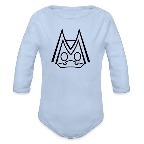 Amorilla - Body ecologico per neonato a manica lunga