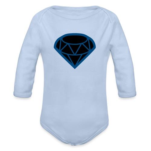 Telefon cover - Organic Longsleeve Baby Bodysuit