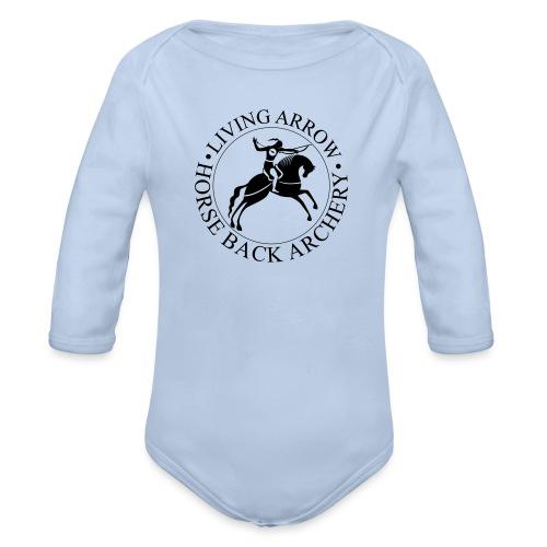 Living Arrow - Organic Longsleeve Baby Bodysuit