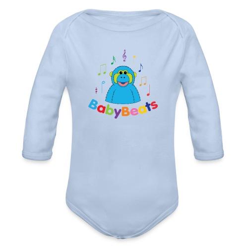 BabyBeats - Organic Longsleeve Baby Bodysuit