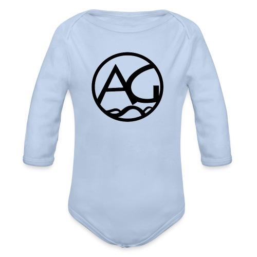 AG - Vauvan pitkähihainen luomu-body