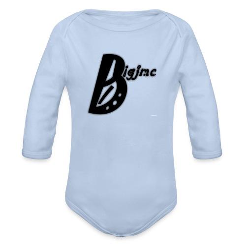 Bigjmc SnapBack - Organic Longsleeve Baby Bodysuit