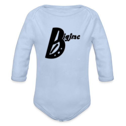 Bigjmcclothing - Organic Longsleeve Baby Bodysuit
