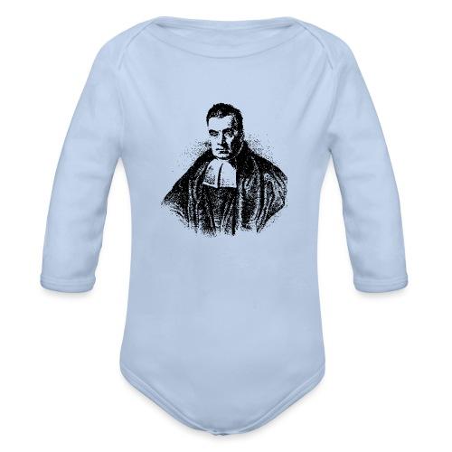 Women's Bayes - Organic Longsleeve Baby Bodysuit