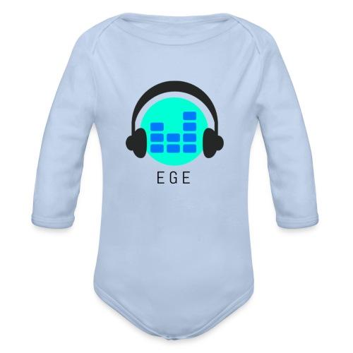 ege_Jacke - Baby Bio-Langarm-Body
