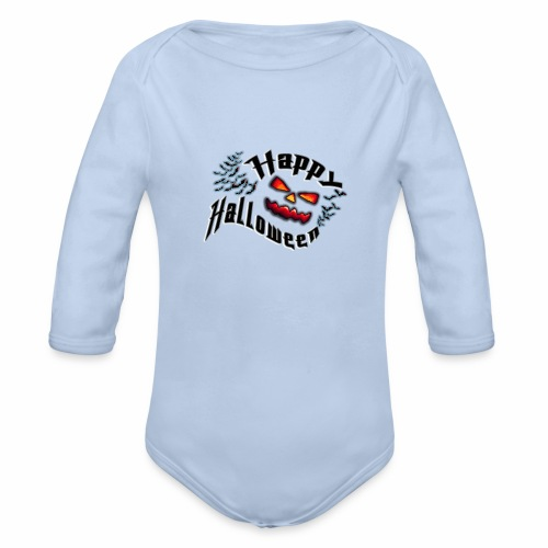 Halloween tee-shirt Homme T-shirt Premium Homme - Body Bébé bio manches longues