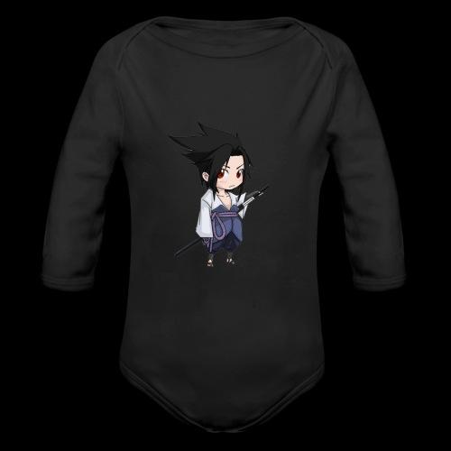Sasuke - Body Bébé bio manches longues