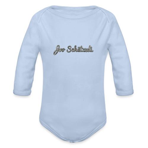 Joo Schätzzeli - Baby Bio-Langarm-Body