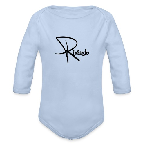 Rixordo Merch - Baby Bio-Langarm-Body