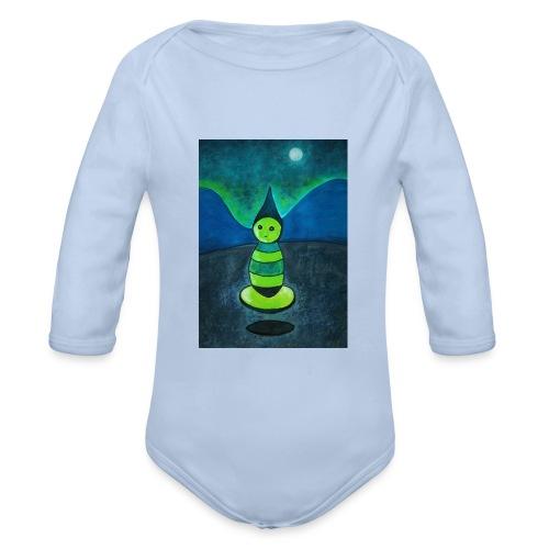 Humanoid - Vauvan pitkähihainen luomu-body