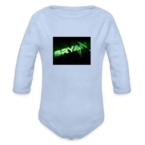 IMG 20170207 215628 334 - Organic Longsleeve Baby Bodysuit