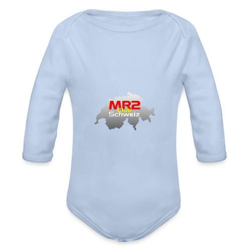 Logo MR2 Club Logo - Baby Bio-Langarm-Body