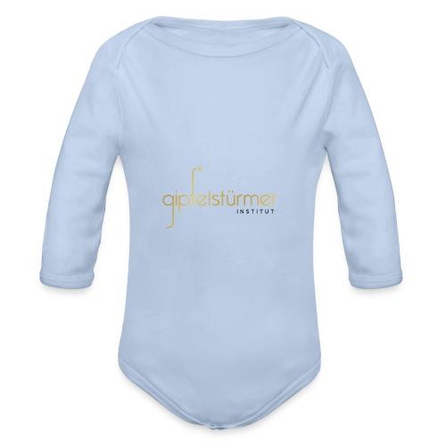 Firmenlogo - Baby Bio-Langarm-Body