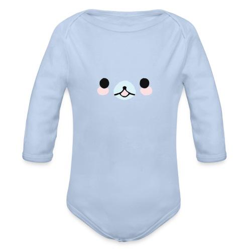 Kawaii - Organic Longsleeve Baby Bodysuit