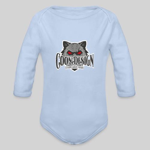 CoonDesign - Baby Bio-Langarm-Body