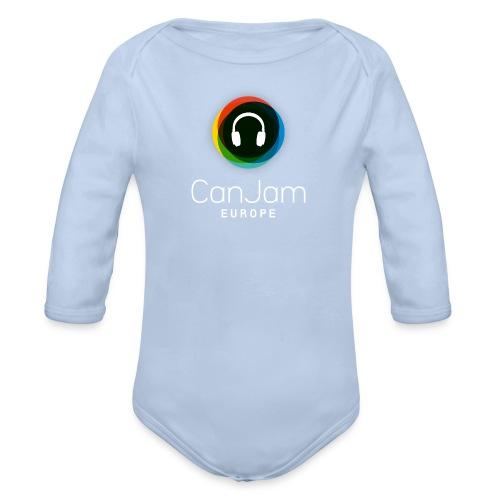CJE - Organic Longsleeve Baby Bodysuit