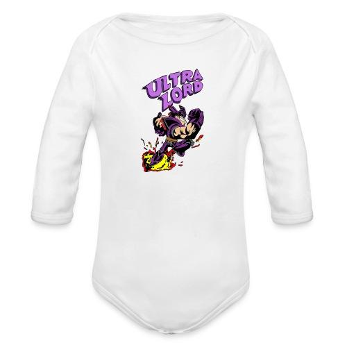 Sheen s Ultra Lord - Vauvan pitkähihainen luomu-body