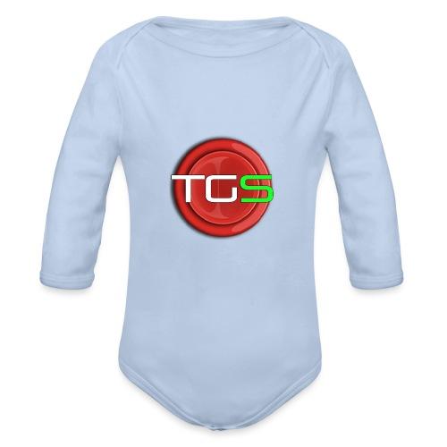 HUGEBUTTON - Organic Longsleeve Baby Bodysuit