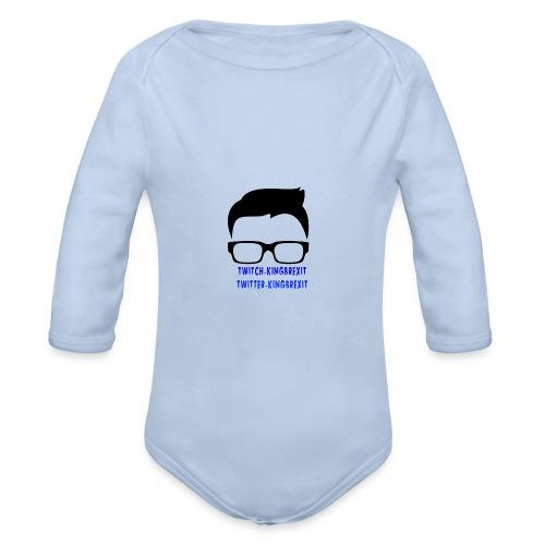 silloette - Organic Longsleeve Baby Bodysuit