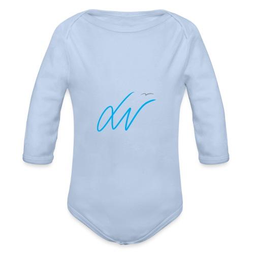 LavoroMeglio - Body ecologico per neonato a manica lunga